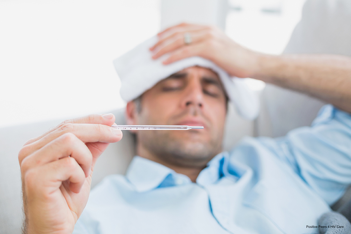 positive-peers-hiv symptoms