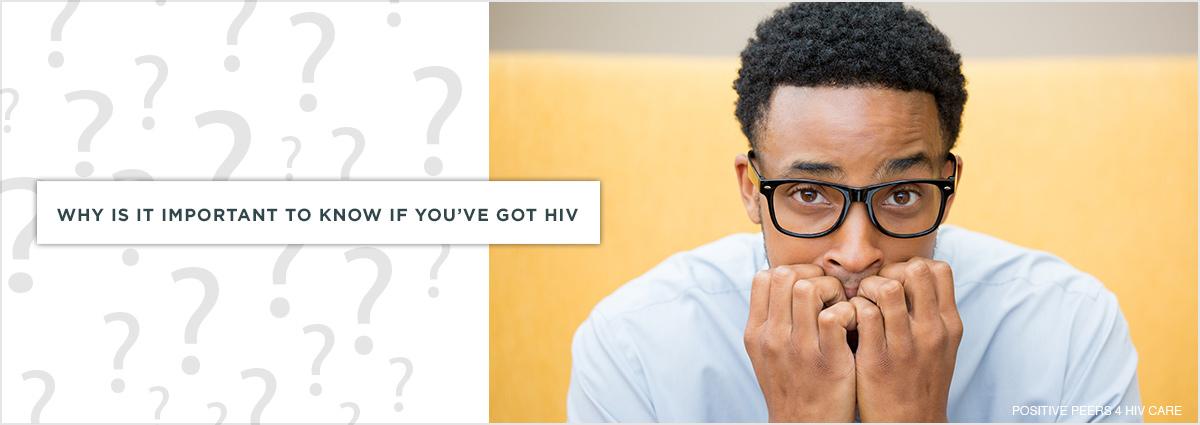 got HIV-positive peers