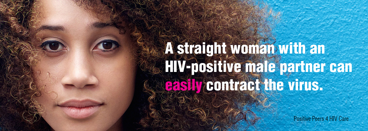 Unprotected heterosexual hiv positive men