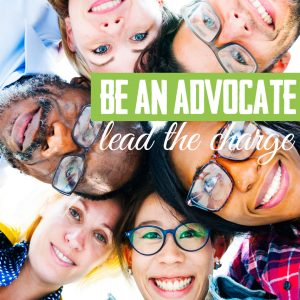 Becoming an advocate for people with HIV
