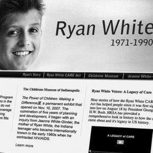 The Ryan White HIV/AIDS Program