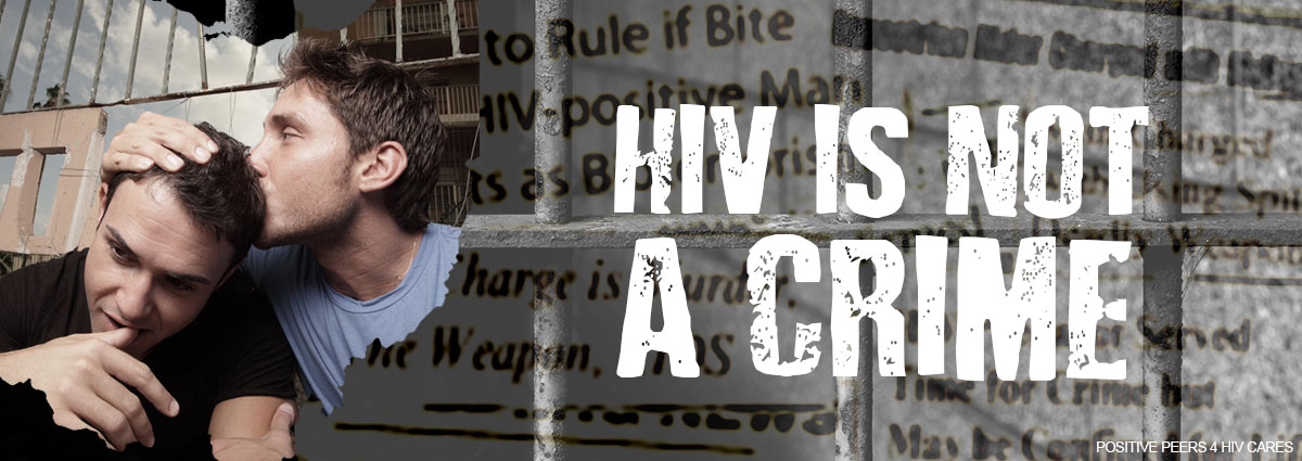 HIV criminalization