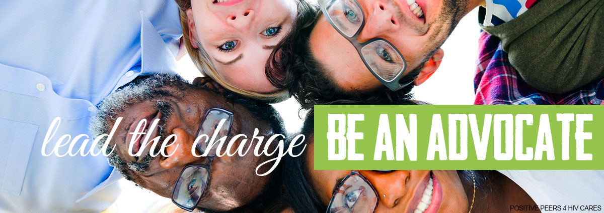 advocate - positive peers