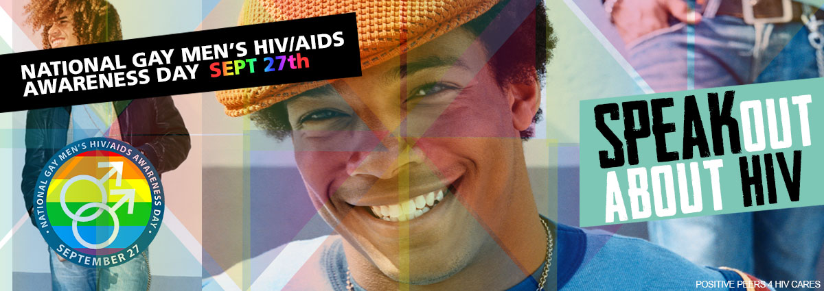 HIV events - positive peers