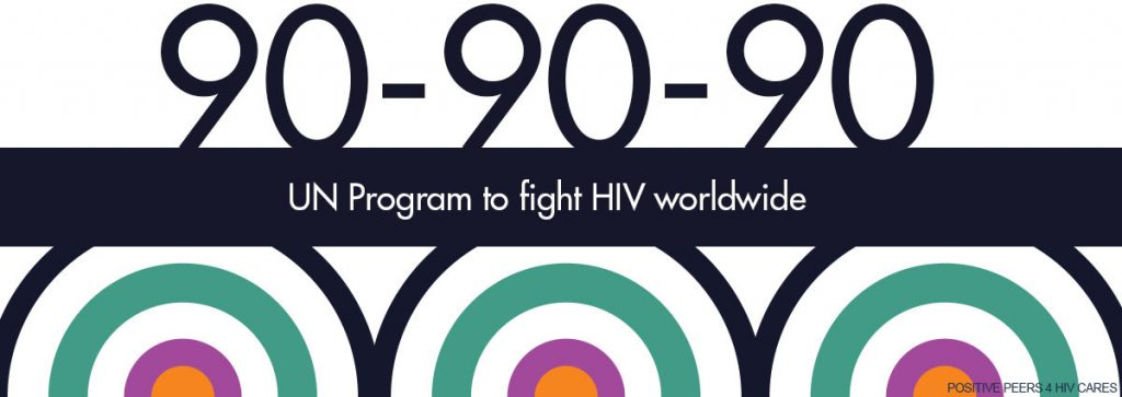 Cure HIV - positive peers