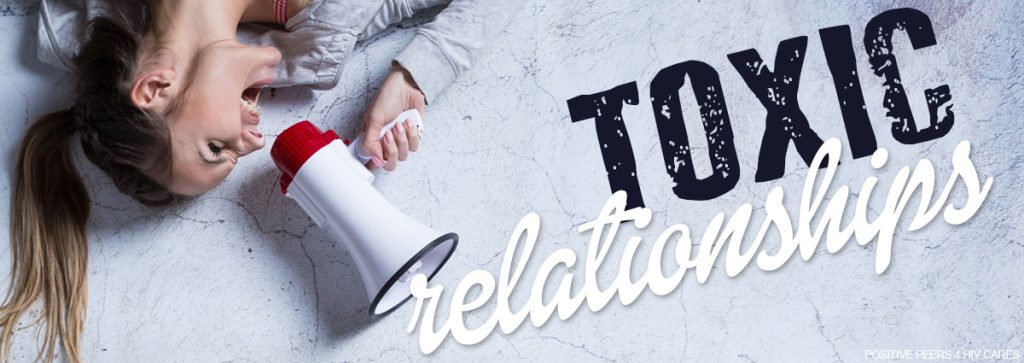 Toxic relationships - positive peers