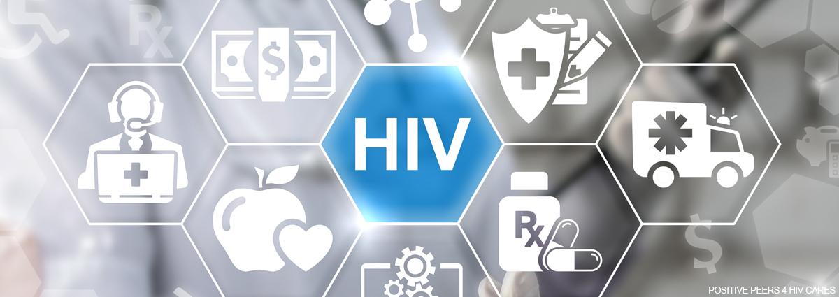 HIV treatments - positive peers