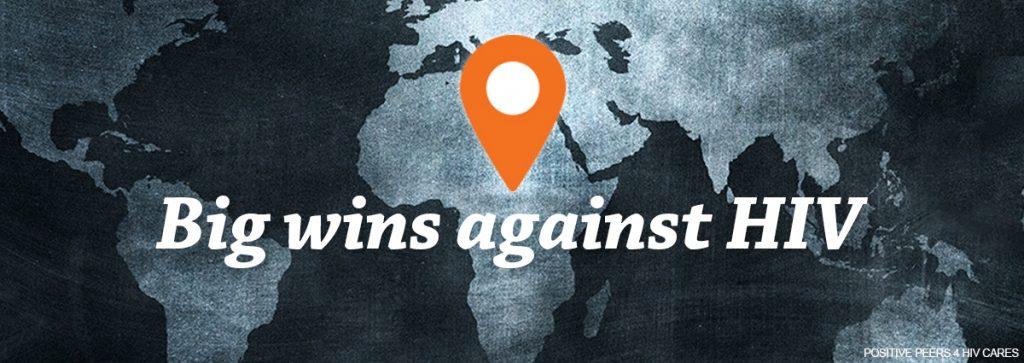 big wins against HIV