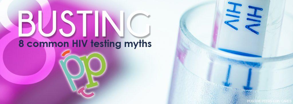 Busting HIV testing myths