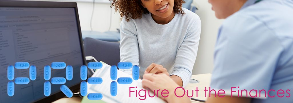 Figure out finances PrEP