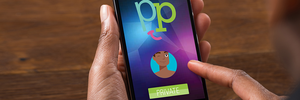 Positive Peers App Registration