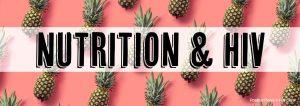 healthy food-HIV-positive peers